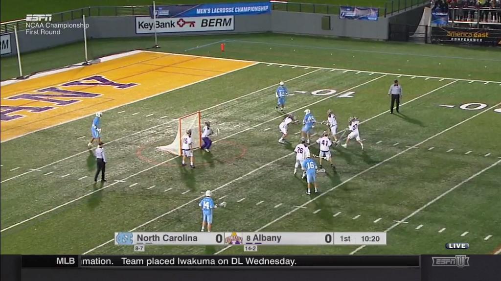 Unc-lacrosse-goal