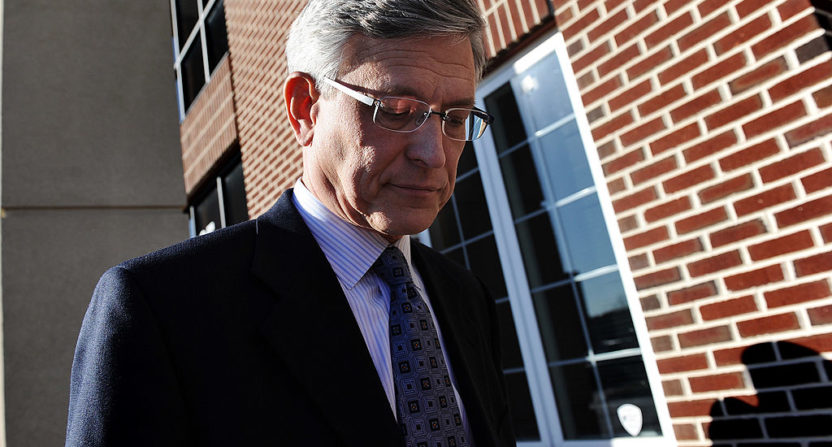 Ex-Penn State president will serve 2-month jail sentence