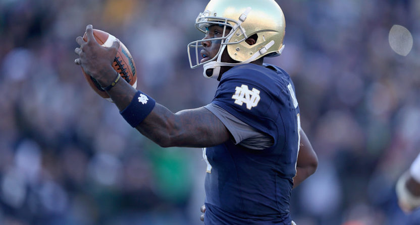 SEC rule change could clear way for Malik Zaire to join Florida