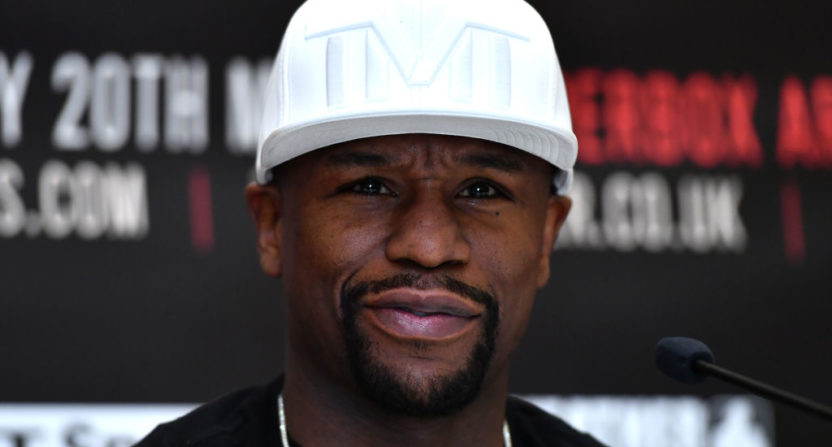Floyd Mayweather's trainer anxious that Conor McGregor won't stick to boxing