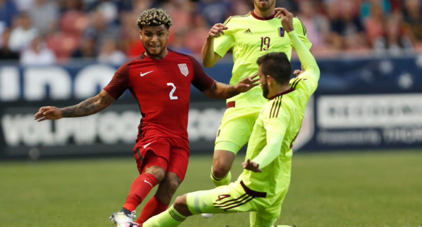 USMNT defeat Ghana 2-1 ahead of Gold Cup action