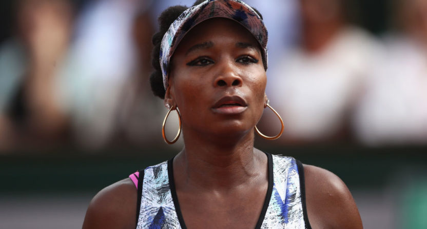 Venus Williams Reportedly Involved in Fatal Car Crash in Florida
