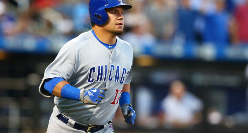 Cubs option Kyle Schwarber to Triple-A Iowa, place Jason Heyward on DL