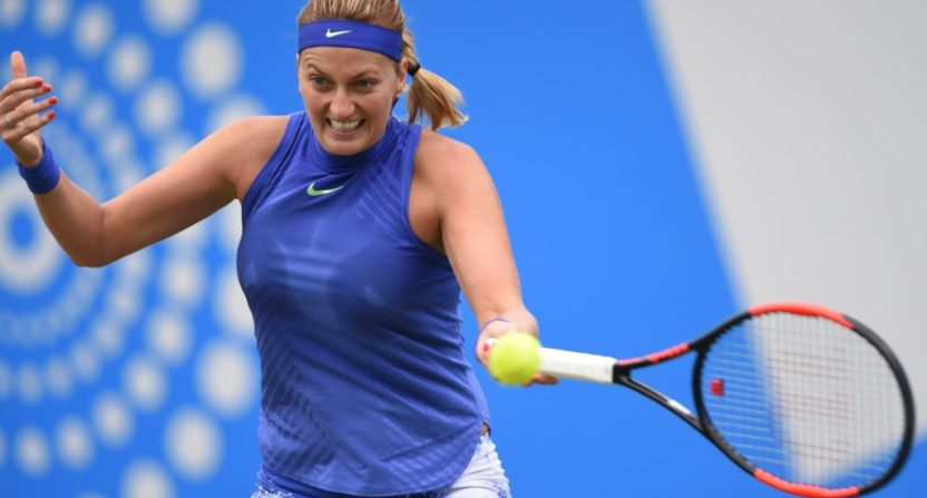 Kvitova delighted with final spot