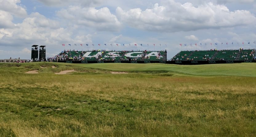 Erin Hills site of the 2017 US Open is truly a spectacular golf