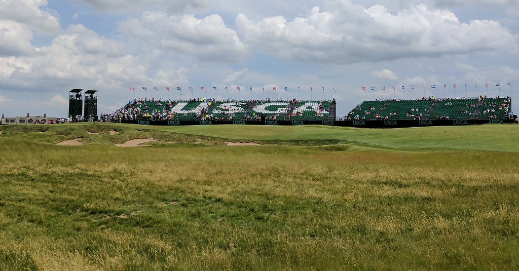Erin Hills site of the 2017 US Open is truly a spectacular