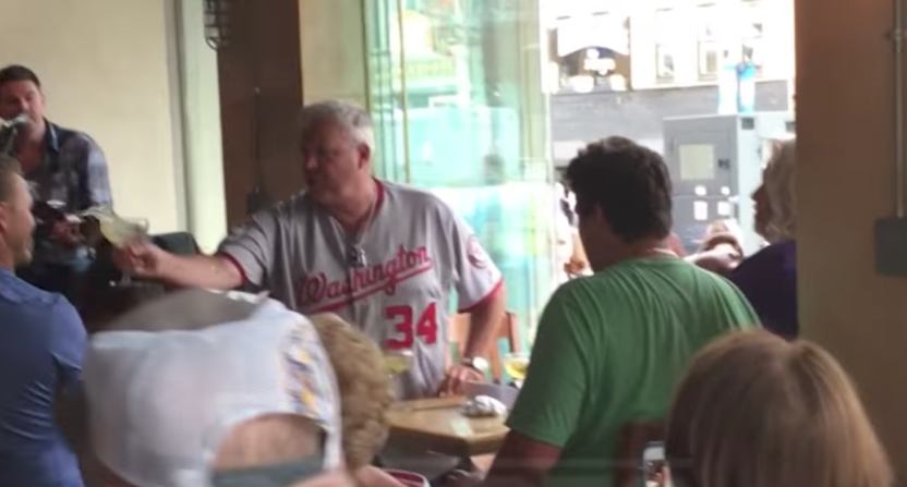 The margarita moment the Rex Ryan fight exploded