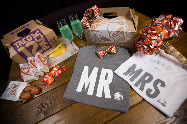 Taco Bell To Host Weddings At The Chain's Las Vegas Store
