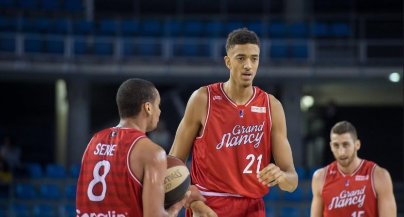 NBA prospect Jeanne diagnosed with career-threatening disorder