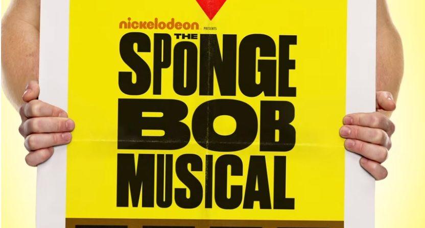 SpongeBob SquarePants heading to Broadway