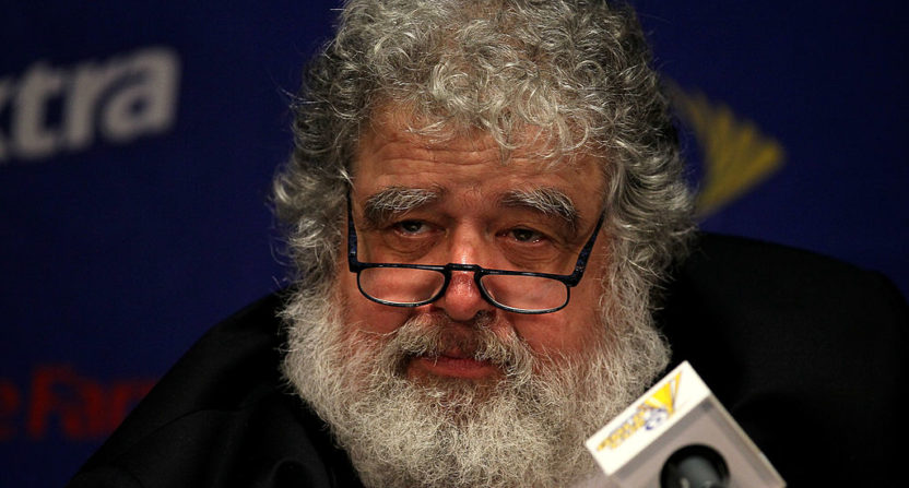 Federation Internationale de Football Association whistleblower Chuck Blazer dies aged 72