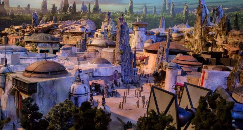Disney shares first look of new Star Wars Lands