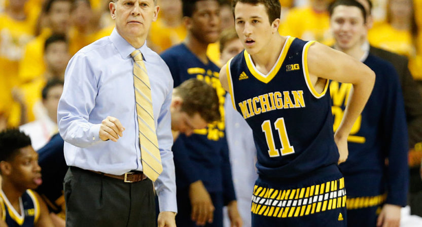 Michigan Graduate Transfer Andrew Dakich Transfers To Ohio State