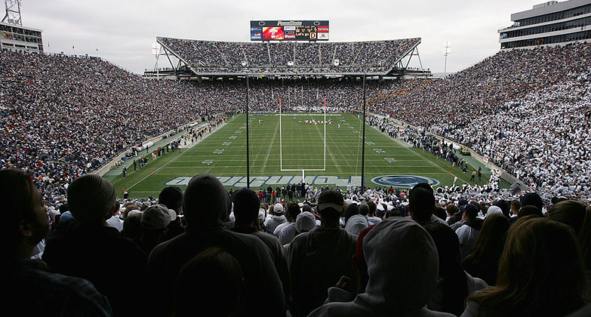Penn State suing former coordinator for almost seven figures