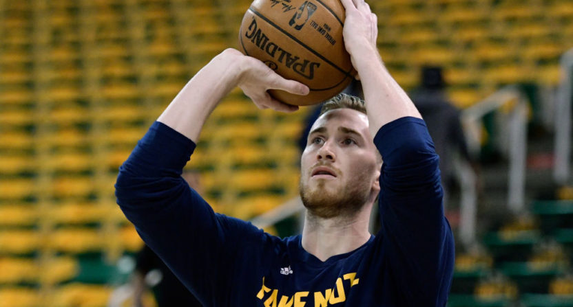 Gordon Hayward's agent: 'He has not made a decision'