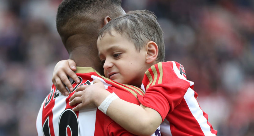 Bradley Lowery dies aged six after courageous cancer battle