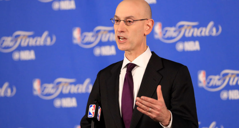 NBA Board of Governors Approves Rules Changes To Improve Game Flow