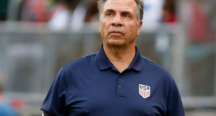 United States v El Salvador: Biting mars Gold Cup quarter-final