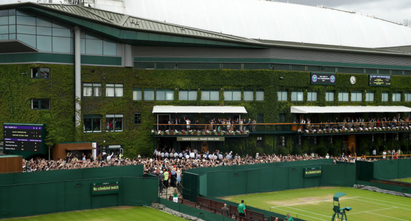 Three Wimbledon results to be probed