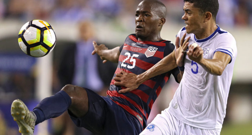 How to watch U.S. vs. El Salvador