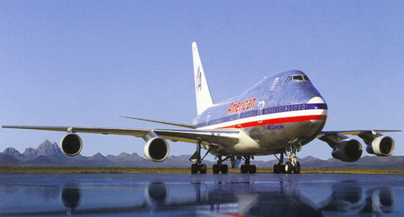 An American Airlines plane (not this one) was evacuated after a fart.