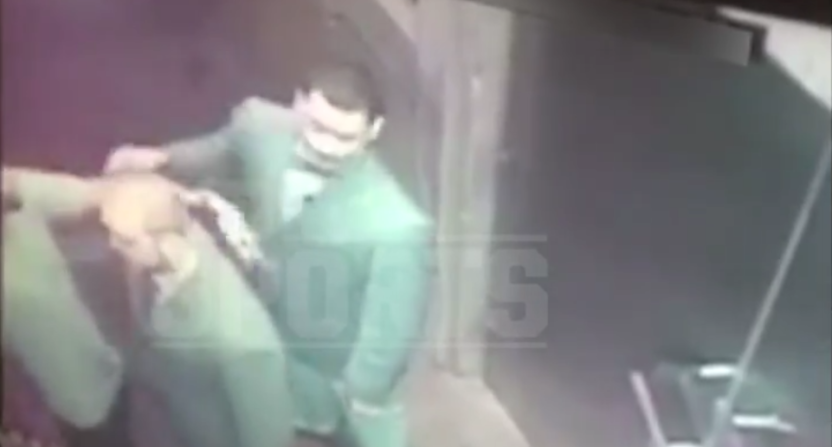 Video Surfaces of Broncos Wide Receiver Fighting Bouncer Outside of Strip Club