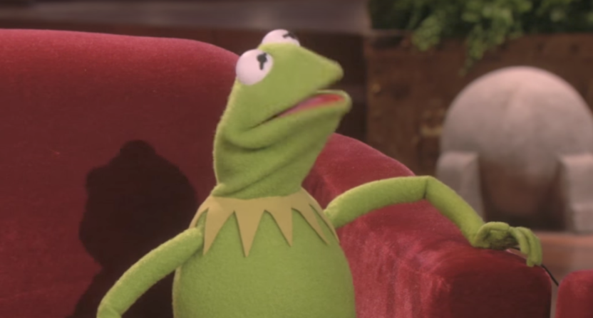 Kermit the Frog's longtime puppeteer has left The Muppets