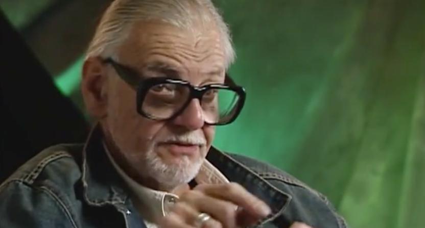 George A. Romero.