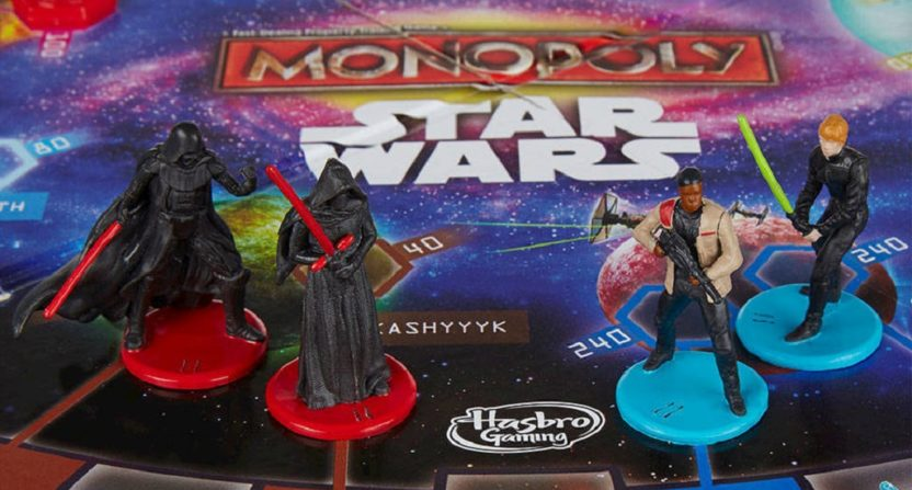 'Insufficient interest' keeps 'Star Wars' heroine Rey from Monopoly game, despite promises