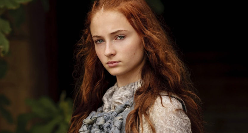 Sophie Turner on how 'Game of Thrones' taught her about sex