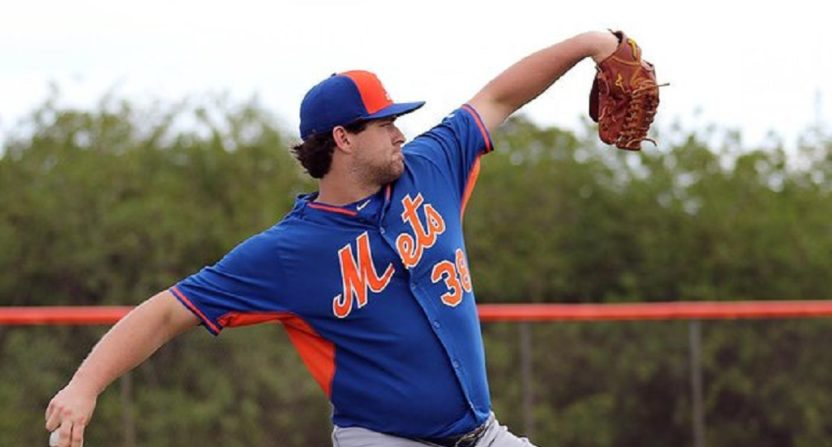 Mets' Minor Leaguer Attacked By Homeless Person With Tire Iron