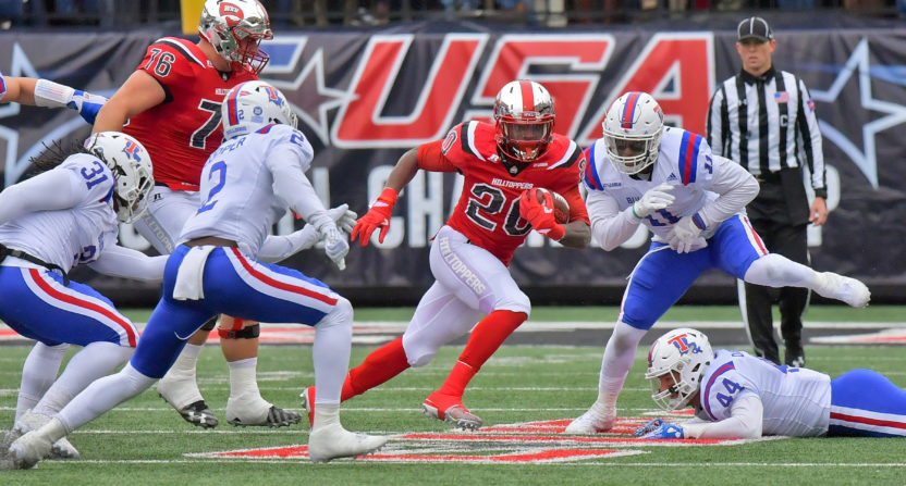 Conference usa football predictions