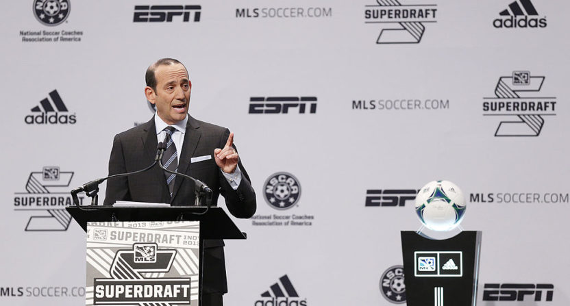 MLS, Adidas extends equipment deal to 2024