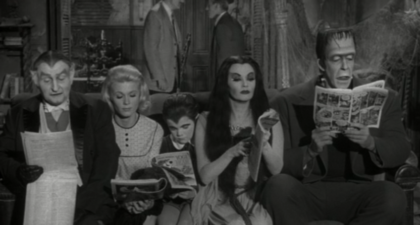 'The Munsters' is getting a TV reboot set in