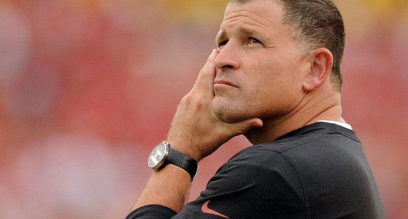 Greg Schiano Gives Ohio State Defense Unbelievably High Praise