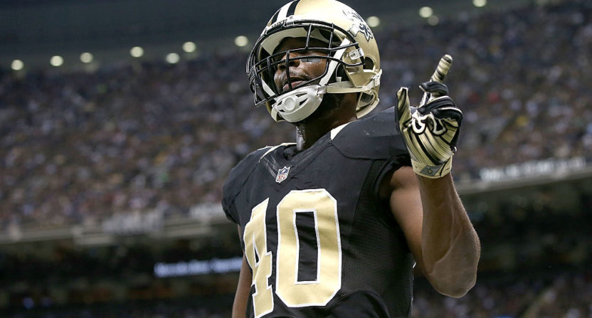 Audible: Breaux to have surgery, Saints fire team orthopedists