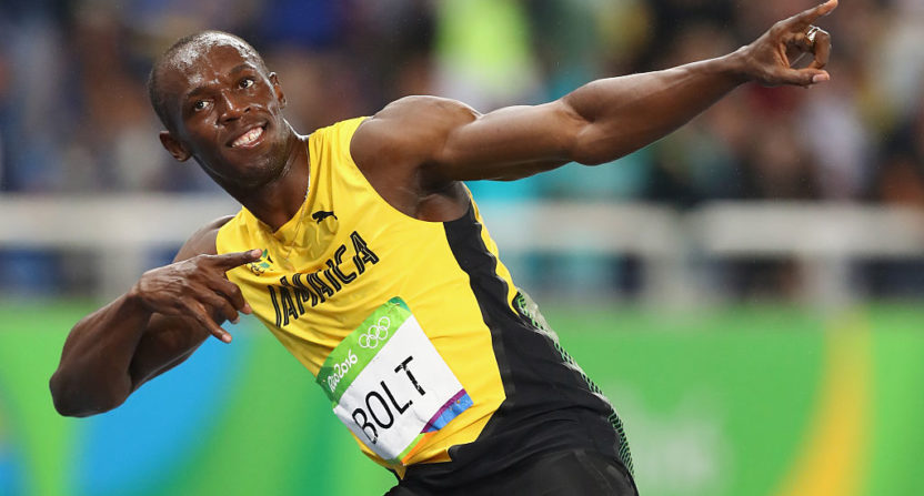 Usain Bolt Is Opening A Chain Of Restaurants In The UK!
