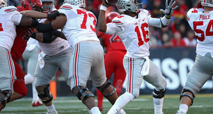 Ohio State coach Urban Meyer on Ezekiel Elliott: I worry about him