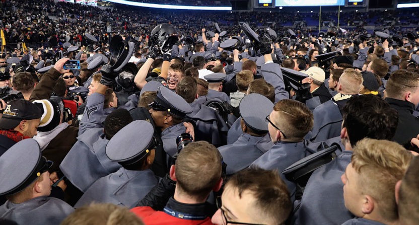 Philadelphia to host 4 of the next 5 Army-Navy football games