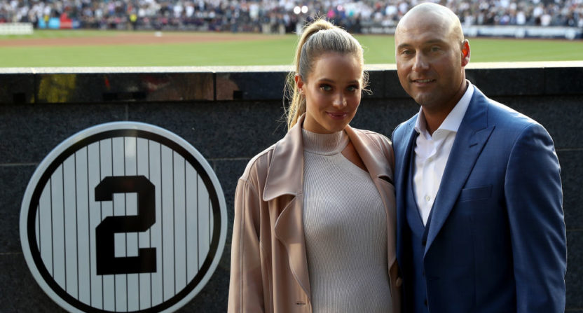 Derek Jeter Is Going To Own The Miami Marlins