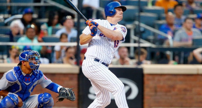 Cleveland Indians acquire Jay Bruce in wake of outfield injuries