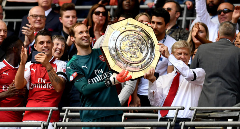 Arsenal kicks-off English Premier League on a high