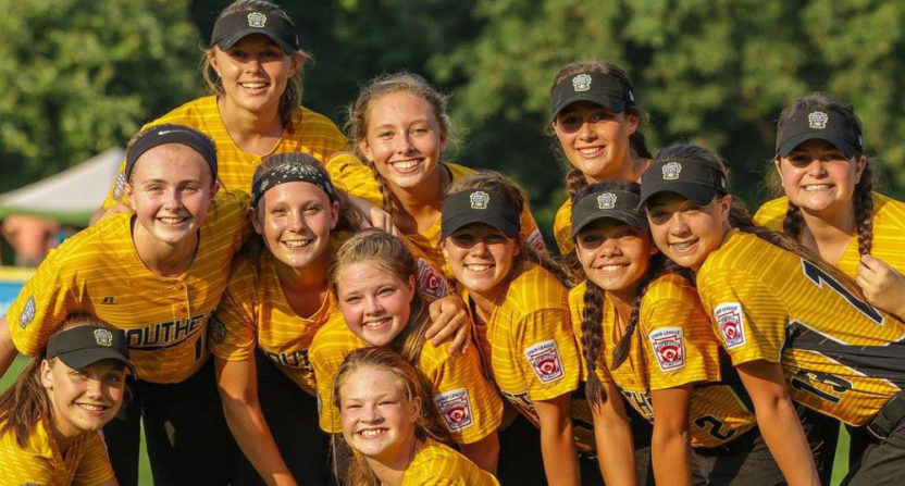 Little League softballers disqualified ahead of championship