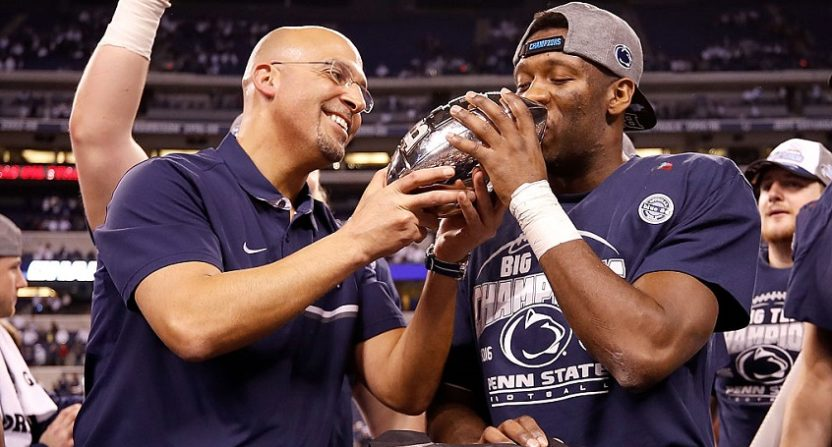 Where did Penn State land in ESPN's preseason college football top 25?