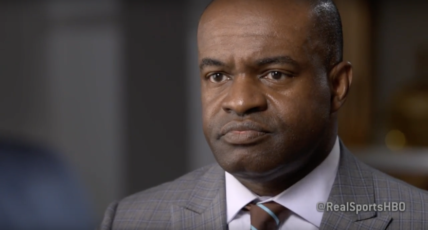 HBO Real Sports goes inside the NFLPA as Bryant Gumbel interviews DeMaurice Smith