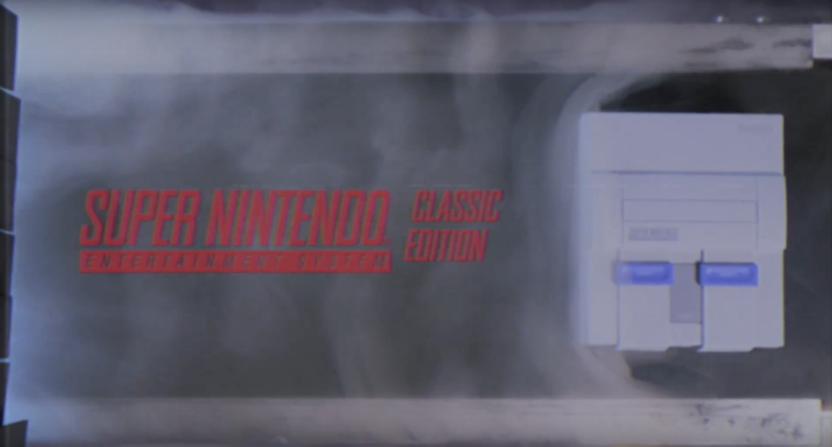 Nintendo opens pre-orders for $80 Super NES Classic Edition