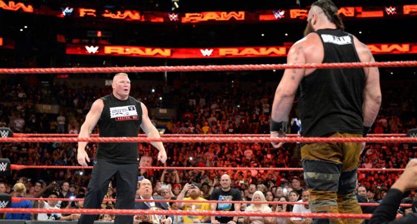 wrestling raw 2017