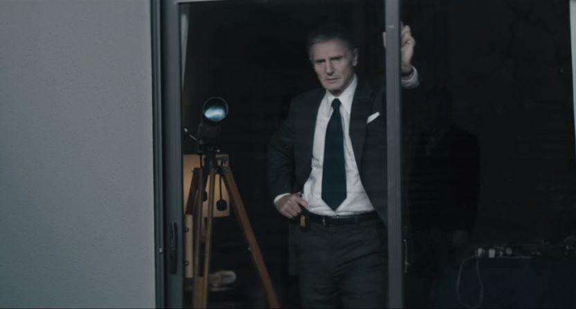Liam Neeson Is Deep Throat in 'Mark Felt' Trailer