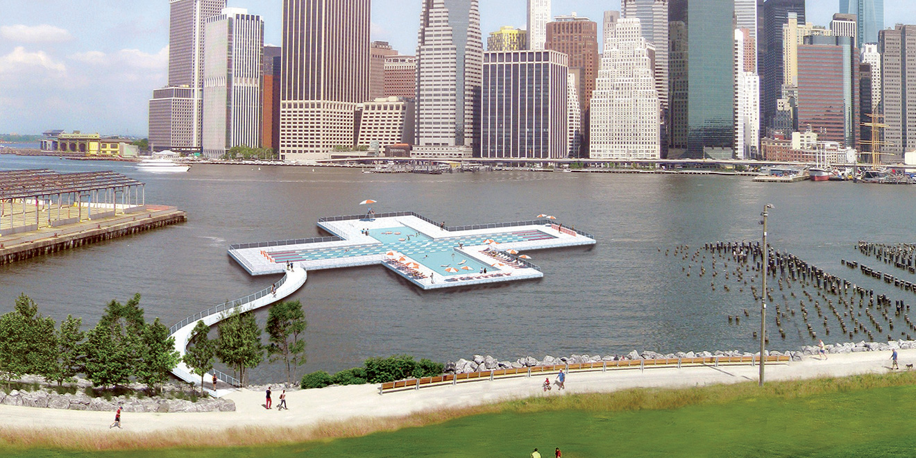 Heineken Wants To Put A Pool In New York S River But
