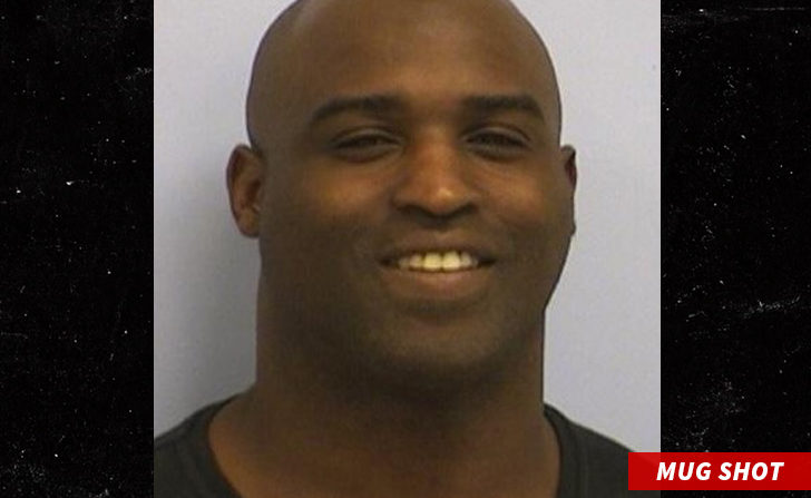 Former NFL running back Ricky Williams arrested on warrants in Texas